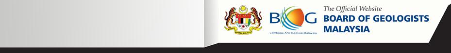 Board of Geologists Malaysia (BoG)